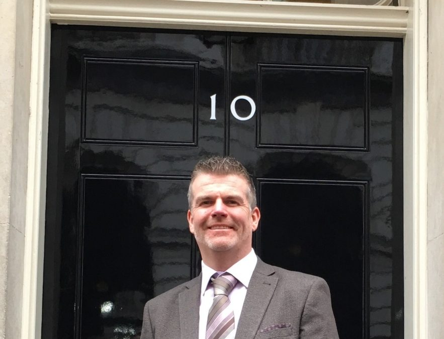 CRM represented at Number 10